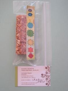Chakra Bars  All 7 colors with nuts and dried fruits  Get recipe:  www.chakrasecrets.net