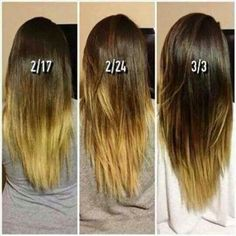 Its unbelievable what two weeks on Hair, Skin, and Nails can do for you. Our product works! If you or someone you know desired to have longer hair, you need these!  Real people, real results, pictures don't lie! #hair #long #thick #Sororitygirl #woman #longhairdontcare #blond, #black #shorthair #hairgrowth #getthere #motivation #selfesteem #picoftheday #tagforlikes #instacute #instapic #weave #believe #vitamins