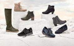 Картинки по запросу winter shoe collection 2018