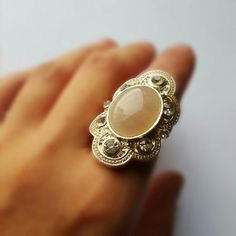 HOST PICKStatement Ring This is a really super cute ring! Adjustable.  Thank you for shopping my close! Jewelry Rings