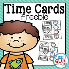 **UPDATED FEBRUARY 2015**These matching time cards are perfect for calendar time, mini-lessons, and/or math centers. Thank you for taking the time to look at this product!******************************************Check out these related products:Math To see all of the products in my store click HERE.******************************************Costumer Information:All new products are 50% for the first 48 hours after being posted.