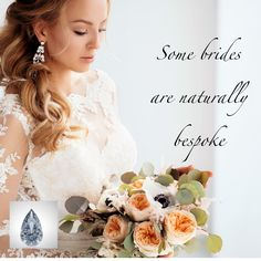 Every bride likes to think of herself as bespoke in a special way