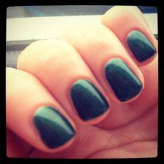 Emerald green shellac