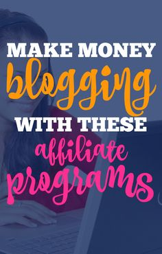 Looking for new ways to earn money online or from your blog? Check these out!