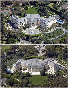 Got $150 Million? The Spelling Manor Can Be Yours! Walk thru video with CBS news.