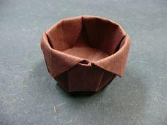 Practical Origami Cup - http://www.ikuzoorigami.com/practical-origami-cup/