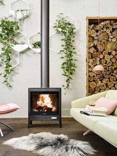 Kazan - Oblica Melbourne | Modern Designer Fireplaces