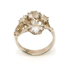 Best Julia Jewelry Wedding Ring Secrets - Daily tasks, like going to the toilet, was also tough for the diva. Engagement Rings Melbourne, Rose Quartz, Art Nouveau, Wedding Rings, Jewels, Detail, Jewellery, Candy, Dark