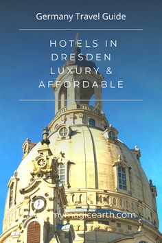Historic hotels in Dresden represent not only the world of comfort but also the contrary history of Dresden. They are all 4-star or 5-star hotels but offer affordable prices in Dresden. These hotels are luxury but affordable. For a weekend trip to Dresden, these hotels are also good for family travellers. #Dresden #hotels #luxuryhotels #germany #europe #elbe #traveltips #travelblogger #destination #daytrips #weekendtrip #德国 #Deutschland #roadtrip #familywithkids #familytravel European Travel Tips, Europe Travel Guide, Travel Guides, Cool Places To Visit, Places To Travel, Travel Destinations, Germany Travel, Germany Europe, Weekend Trips