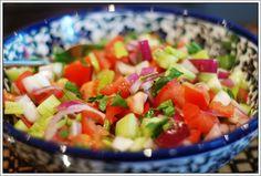 crumbs for dinner: Arzu Salad