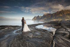 На память о свадьбе у них осталась самая романтичная фотосессия в мире.