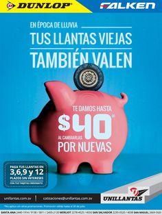 en Invierno tu #auto necesita cambio de llantas aca una promocion de ahorro +info ver foto: