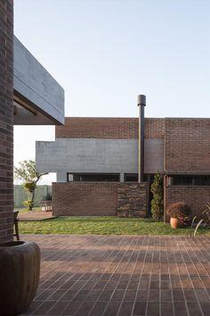 Casa Hoff - Galeria de Imagens | Galeria da Arquitetura