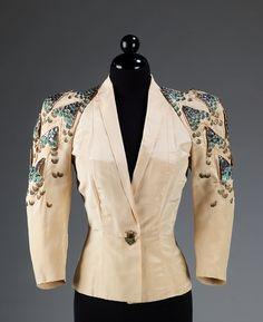 Evening jacket, 1939 - Elsa Schiaparelli