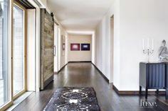 White Mountain Gallery-Style Hallway
