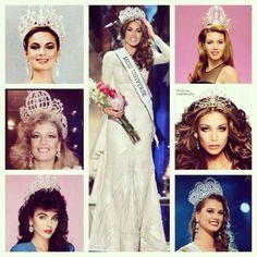 #Venezuela 7th #MissUniverse Que #Orgullo #Nuestra #Séptima  #ReinaUniversal @Mollysler #Felicidades #Amada #Venezuela #Bendiciones