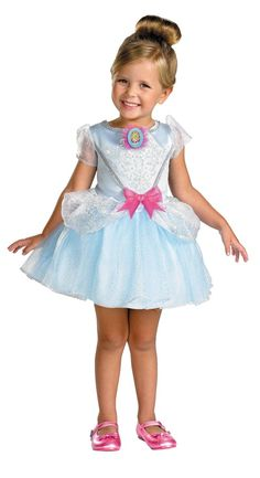 Cinderella Costume Toddler Disney Princess Ballerina Halloween Fancy Dress Up Toddler Cinderella Costume, Toddler Ballerina Costume, Ballerina Halloween Costume, Cinderella Movie, Toddler Dress, Toddler Girl Halloween, Halloween Costumes For Girls, Halloween Fancy Dress, Girl Costumes