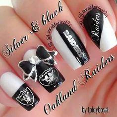 Love the Raider Nails