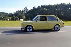147 Fiat, Ford Maverick, Brio, Cars And Motorcycles, Vintage Cars, Dream Cars, Automobile, Industrial Design, Sd