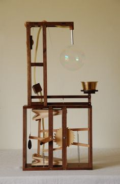 automata that makes you a bubble...