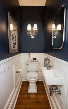 41 Cool Half Bathroom Ideas And Designs You Should See In 2019 - 41 Cool Half B., 41 Cool Half Bathroom Ideas And Designs You Should See In 2019 - 41 Cool Half Bathroom Ideas And Designs You Should See In 2019 - Small Half Bathrooms, Small Bathroom With Shower, Downstairs Bathroom, Grey Bathrooms, Beautiful Bathrooms, Master Bathrooms, Small Showers, Luxury Bathrooms, Bathroom Modern