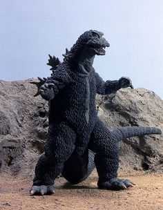 Godzilla 1965 ....the TV ones. .....that were shows. ......these are all so bad aren't they. .... ..anyway. ......
