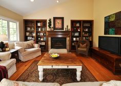Family Room Decorating Ideas With Tv   Design House Interior Pictures