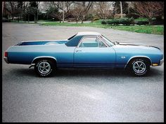 '70 El Camino SS...the one I let get away