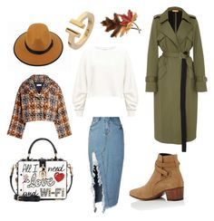 """My First Polyvore Outfit"" by anna-sikirina ❤ liked on Polyvore featuring Sonia Rykiel, storets, Dolce&Gabbana, Anne Klein, Miss Selfridge, Yves Saint Laurent, Tiffany & Co. and Smarteez"