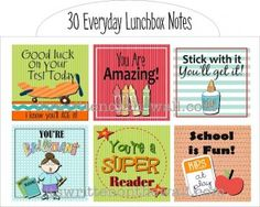 freebie30lunchboxnotes
