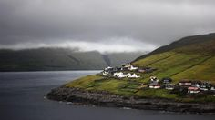 Much of the Faroe Islands seems permanently cloaked in fog (Credit: Gavin Haines)