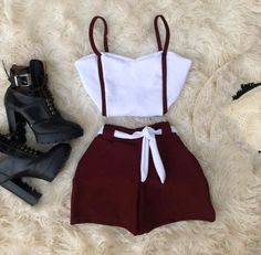 Girls Fashion Clothes, Teen Fashion Outfits, Mode Outfits, Retro Outfits, Outfits For Teens, Summer Outfits, Preteen Fashion, Teenage Outfits, Cute Lazy Outfits