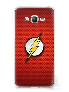 Capa Samsung Gran Prime The Flash #2 - SmartCases - Acessórios para celulares e tablets :)