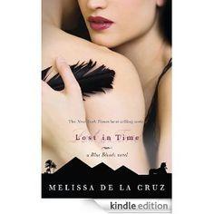 Lost in Time (A Blue Bloods Novel)- Melissa De La Cruz