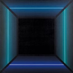Couleur non lumière, Artist: Horacio Garcia-Rossi Completion Date: 1996 (GRAV) Op Art, Amazing Gifs, Geometry Pattern, Kinetic Art, Pretty Wallpapers, Light Installation, French Artists, Neon Lighting, Light Art