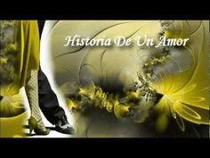 Ana Gabriel Feat. Julio Iglesias - HISTORIA DE UN AMOR - Lyrics Video