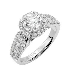 ArtCarved Since With One Of The Largest Selections Engagement Rings And Wedding Bands Youll Find A Ring Thats As Unique You Are