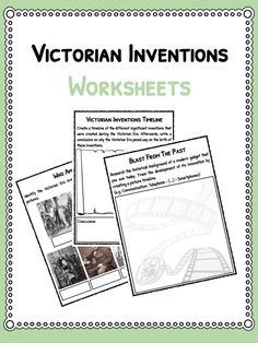 99d9cfb0c0a99b16b5229a8821a0ec3e--inventions-lesson-plans Victorian Clothes Worksheet Ks on