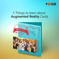 I assume that you must know a little about Augmented Reality (AR). For newcomers, Augmented Reality is the real-time integration of digital contents into the real world. And, this integration literally does the magic in Augmented Reality Cards. The Real World, Augmented Reality, 5 Things, Contents, Magic, Learning, Digital, Cards, Blog