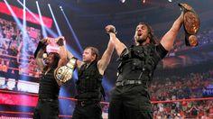 WWE.com: Team Hell No vs. The Shield – #WWE Tag Team Championship Tornado Match: photos