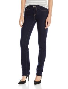 Levi's Women's 712 Slim Jean * To view further for this item, visit the image link.