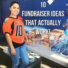 Team Mom Idea: 10 fundraising ideas that actually work!, Ten Youth Sports Fundraiser Ideas That Really Work! Perfect for teammoms!
