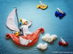 Queenie Liao: Magic Sail Ride