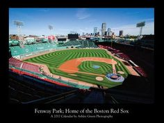 Fenway Park Home of the Boston Red Sox A 2017 by AshleyGreenPhoto