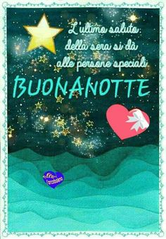Immagini Buonanotte bellissime Good Night, Anna, Mary, Google, Quotes, Instagram, So True, Truths, Messages