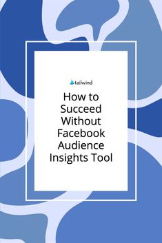 Facebook's Audience Insights Tool is going away on July 1, 2021. Read what your next moves should be - including where to look - in this guide. Facebook Advertising Tips, Facebook Marketing, What Is Content Marketing, Instagram Insights, Customer Insight, Marketing Calendar, Marketing Professional, July 1, Influencer Marketing