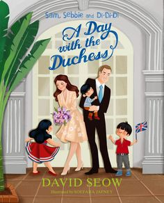 A Day with the Duchess by David Seow