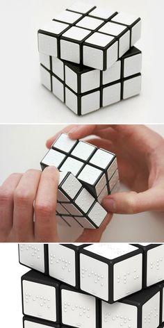 Bem Legaus!: Cubo Braille