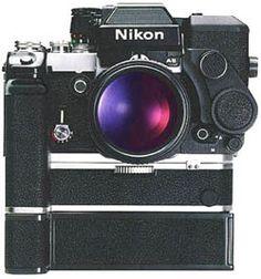 Nikon F2AS w/ MD1