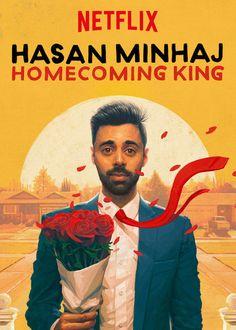 "Check out ""Hasan Minhaj: Homecoming King"" on Netflix"